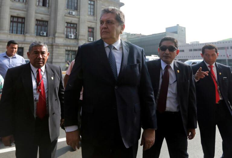 Περού: Πέθανε ο πρώην πρόεδρος της χώρας που αυτοπυροβολήθηκε!