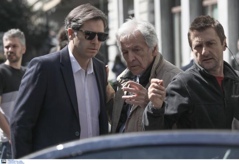 Adults in the room: Γυρίσματα της ταινίας του Γαβρά για Τσίπρα – Βαρουφάκη στην Αθήνα! video, pics