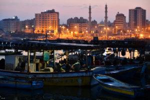Το Ισραήλ μείωσε τους περιορισμούς στους Παλαιστίνιους ψαράδες ανοιχτά της Γάζας