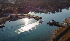 Η μηχανική του Ισθμού της Κορίνθου – Πως λειτουργούν οι βυθιζόμενες γέφυρες