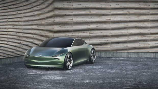 Ηλεκτρικό όχημα πόλης από την Hyundai με αναλογίες sportscar! [pics]