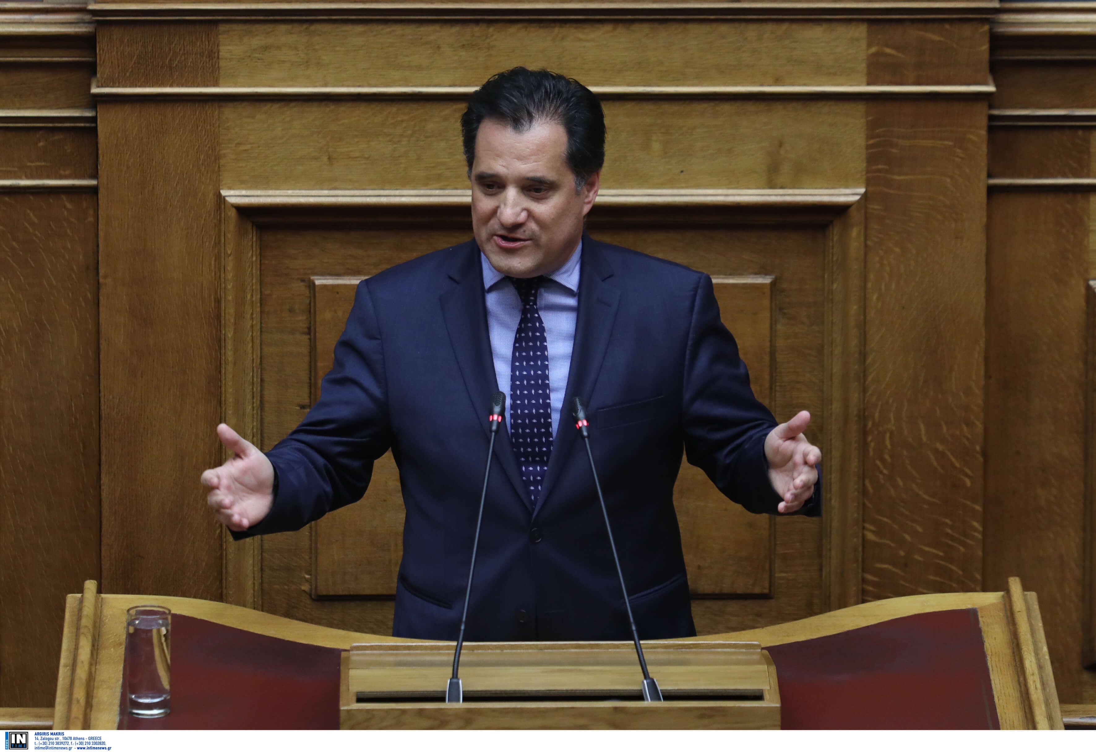 Γεωργιάδης: Άμεσα εκλογές αν υπάρξει μεγάλη νίκη της ΝΔ στις ευρωεκλογές