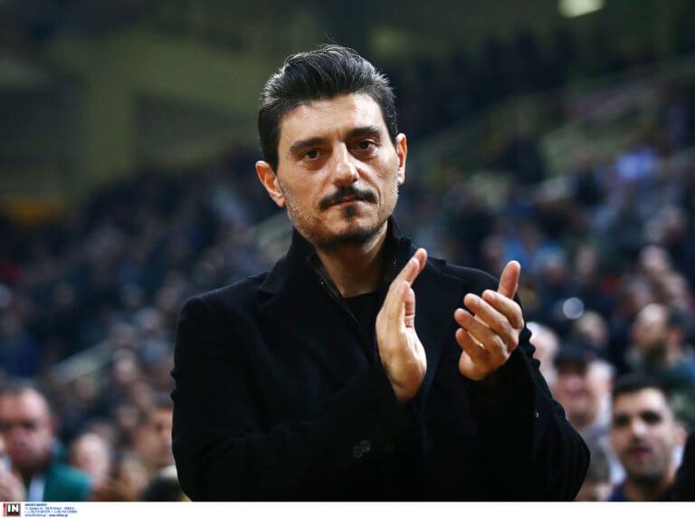 «Πόλεμος» Γιαννακόπουλου – Πιτίνο: «Το ελληνικό μπάσκετ έχει ανάγκη τον Προμηθέα, όχι τον Ολυμπιακό»