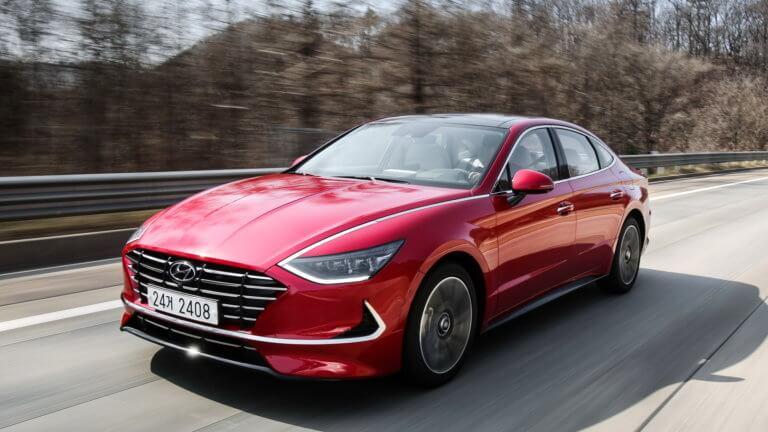 Δοκιμάζουμε το νέο Hyundai Sonata [pics]
