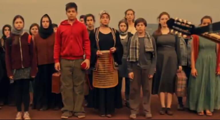 Στο ευρωκοινοβούλιο ταινία μικρού μήκους Γυμνασίου της Ηλιούπολης! video