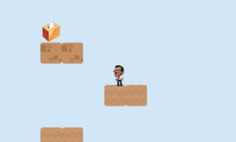 Τουρκία: Ο Ιμάμογλου έγινε… video game!