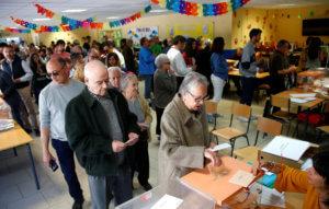 Ισπανία-εκλογές: Στο 41,4% το ποσοστό συμμετοχής ως τις 14.00