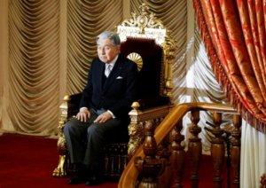Ιαπωνία: Μετάξια, σκήπτρα και ιερά αντικείμενα για τον νέο αυτοκράτορα