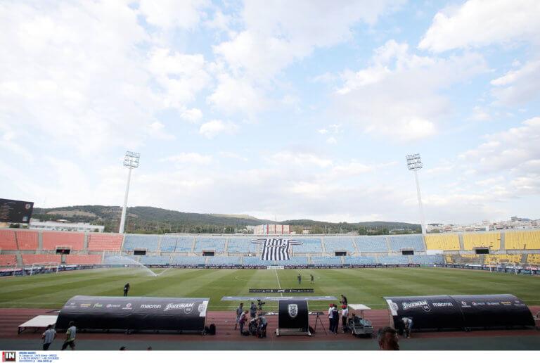 ΠΑΟΚ: Επιτελείο της UEFA στο Καυτανζόγλειο