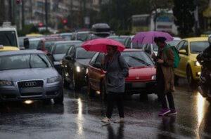 Καιρός σήμερα: Βροχές και καταιγίδες και σήμερα σε όλη τη χώρα!