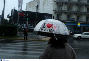 Καιρός αύριο: «Μπουμπουνητά» και βροχές σε όλη την χώρα – Πότε σταματά η κακοκαιρία