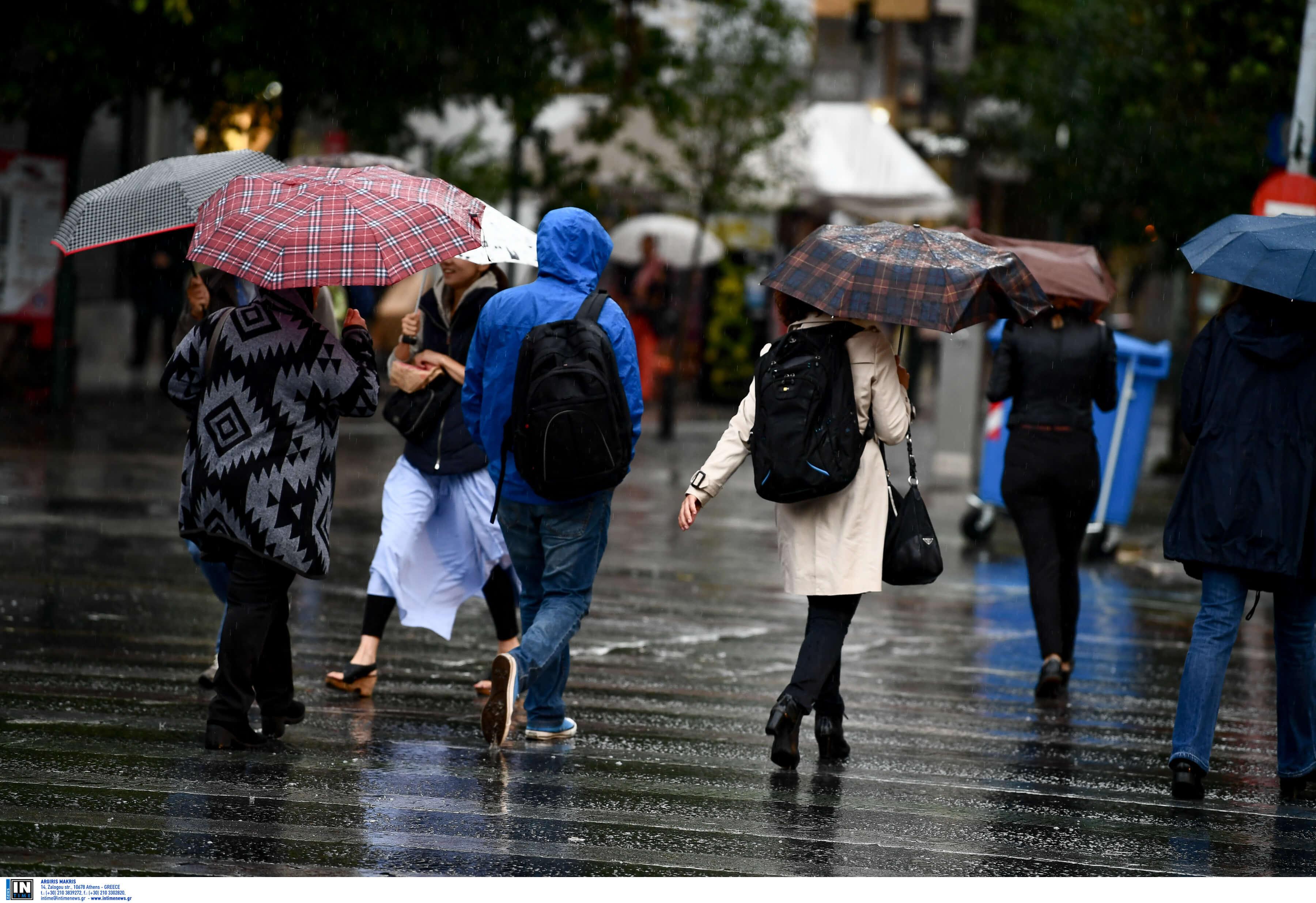 Καιρός αύριο: Νέα επιδείνωση με βροχές και καταιγίδες