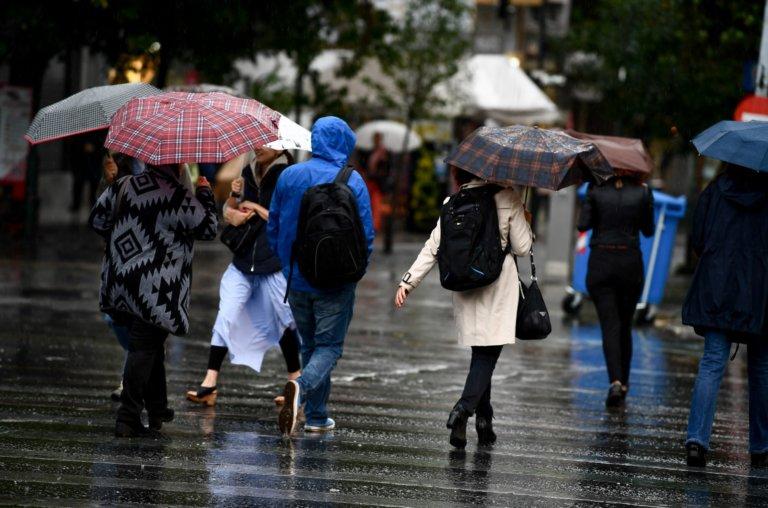 Καιρός αύριο: Νέο κύμα κακοκαιρίας – Πού θα πέσουν βροχές και καταιγίδες!