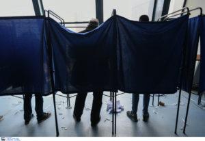 Δημοσκόπηση: Διαφορετικά αποτελέσματα για ευρωεκλογές και εθνικές εκλογές – Μάχη στήθος με στήθος [pics]