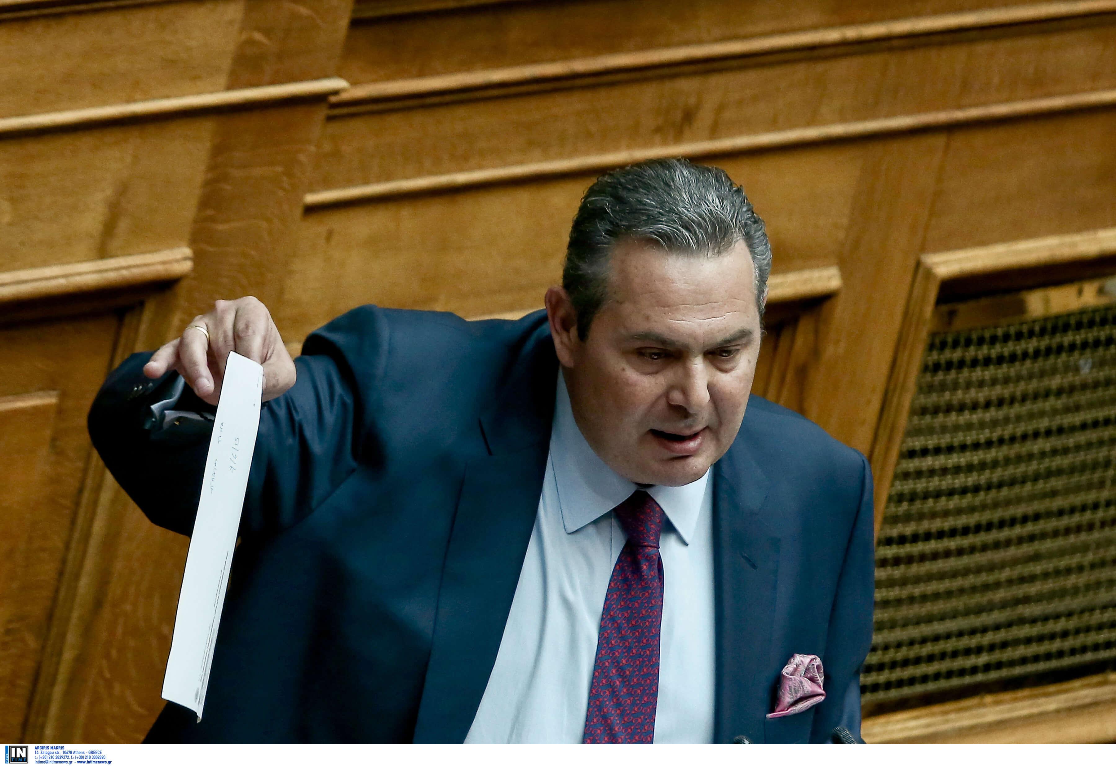 Εκλογές 2019 – Καμμένος: Ο Μαρινάκης ζητούσε από τον Τσίπρα να με διώξει από την κυβέρνηση