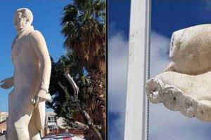 Ναύπλιο: Έκλεψαν τα… δάχτυλα από το άγαλμα του Καποδίστρια!