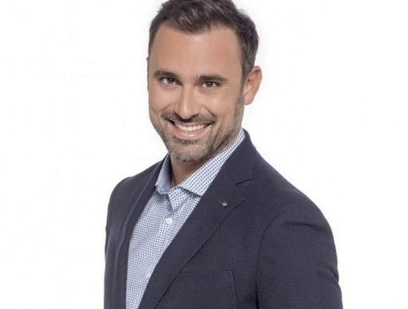 Σε ρόλο έκπληξη ο Γιώργος Καπουτζίδης στο MEGA!