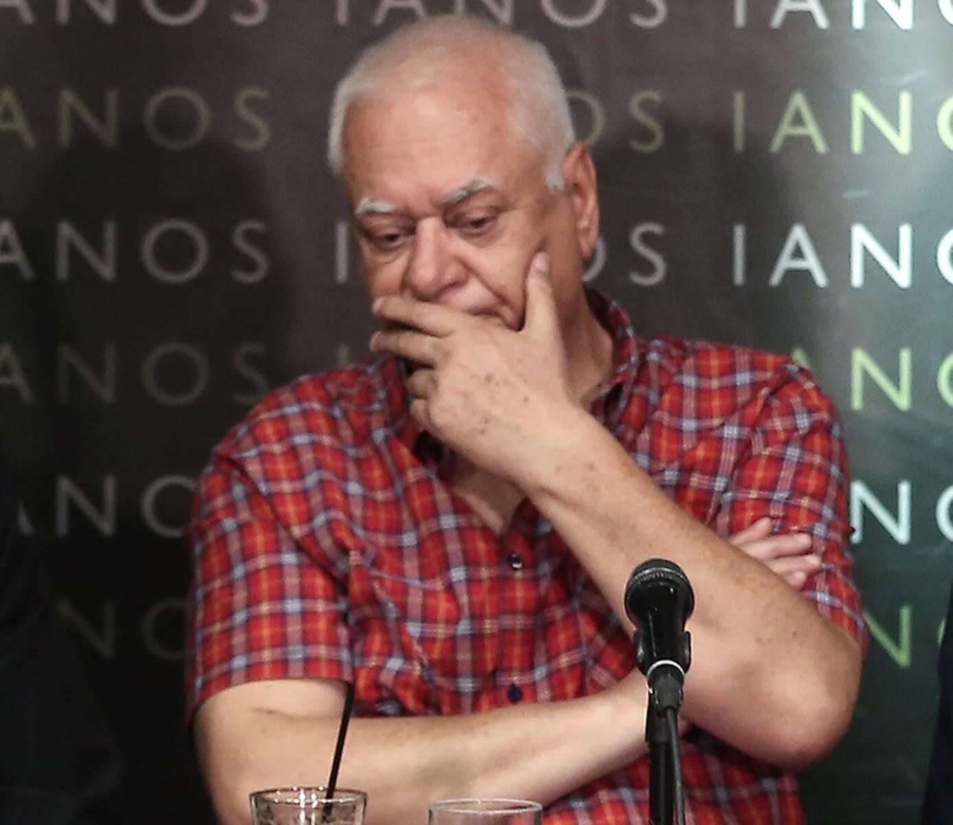 Καρτερός σε Μαρινάκη: Η ΝΔ θα γίνει γιουσουφάκι και όλοι ξέρουν με ποιον πασά