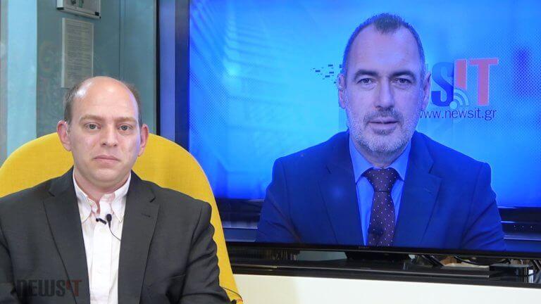 Εκλογές 2019: Ο Ανδρέας Κατσανιώτης μιλάει στο newsit.gr