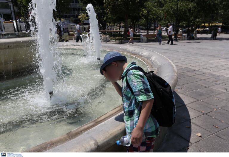 Καιρός Αθήνα: Μια πόλη καζάνι! Απειλή για την υγεία των κατοίκων το θερμικό στρες