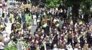Κέρκυρα: Το φοβερό θαύμα του Αγίου Σπυρίδωνα την Κυριακή των Βαΐων