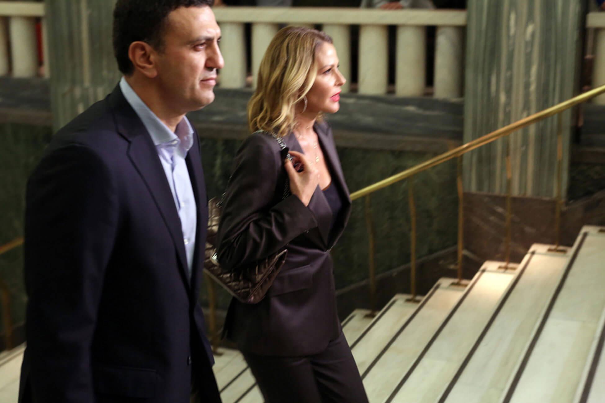 Τον Ιούνιο στην Αθήνα ο γάμος Κικίλια – Μπαλατσινού: «Δεν υπάρχει ευτυχέστερη στιγμή» – video