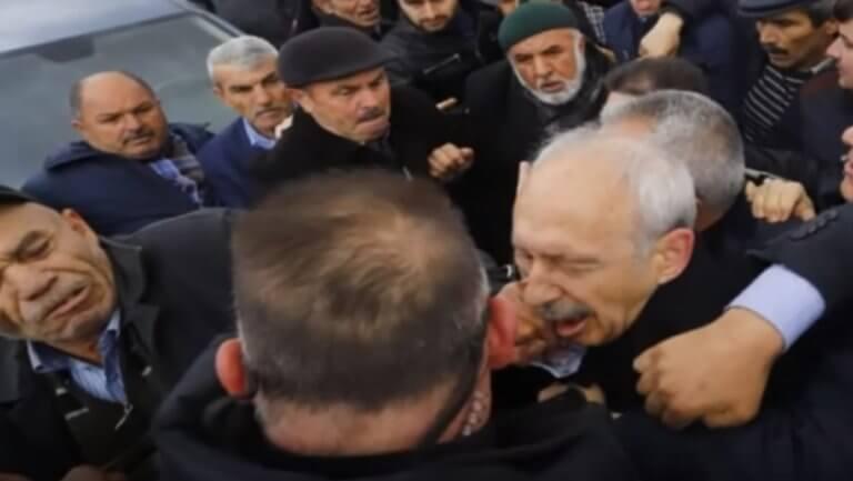 Τουρκία: Επιχείρησαν να λιντσάρουν τον αρχηγό της αντιπολίτευσης, Κεμάλ Κιλιτσντάρογλου – video