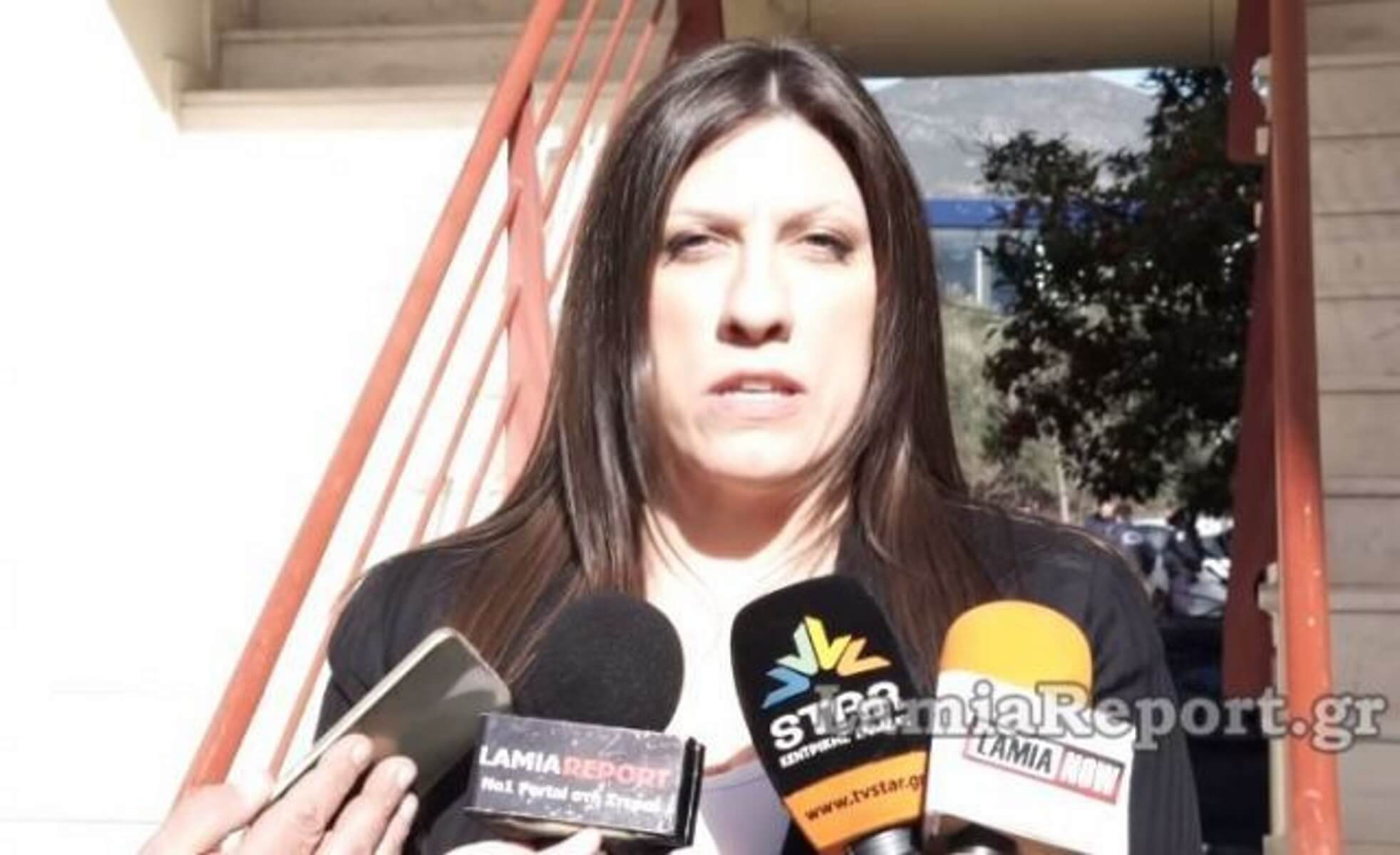 Δολοφονία Γρηγορόπουλου: Ένταση και καταγγελίες από την Ζωή Κωνσταντοπούλου