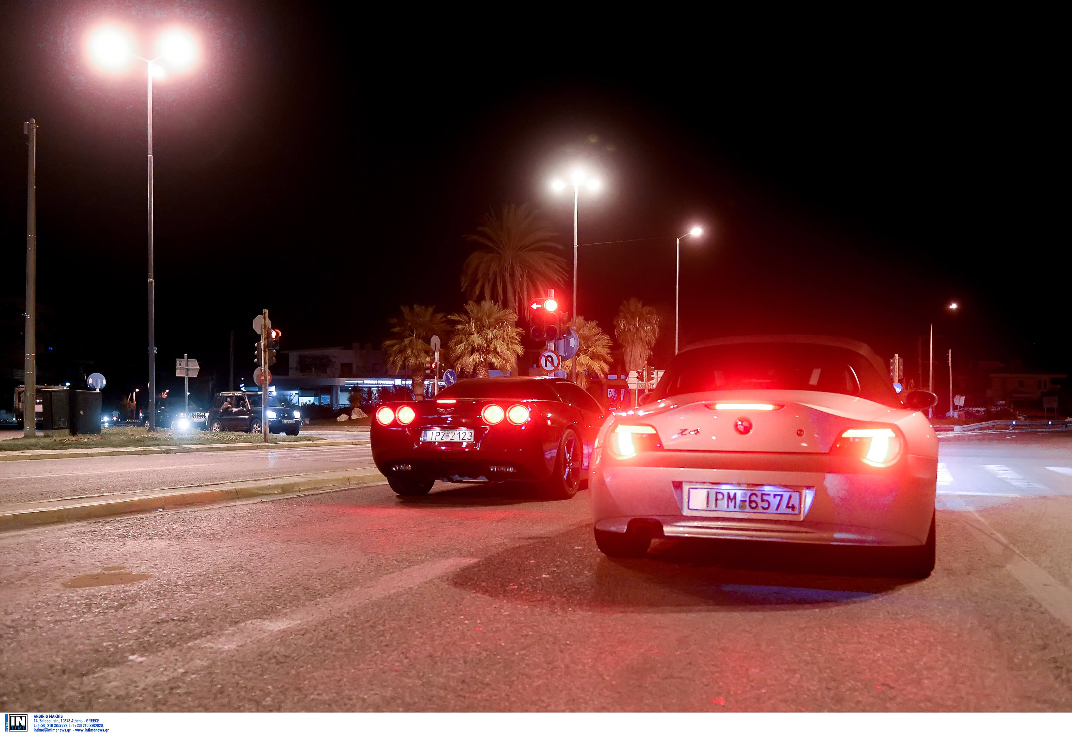 Επιχείρηση της αστυνομίας σε Κερατσίνι και Σχιστό για «κόντρες»! Ακινητοποιήθηκαν 11 αυτοκίνητα