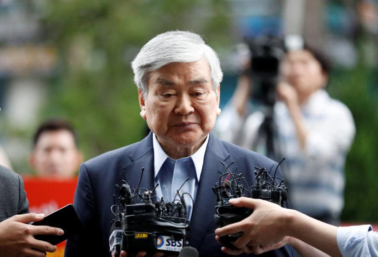 Πέθανε ο μεγιστάνας της Korean Air