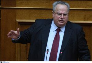 Ο Νίκος Κοτζιάς στηρίζει Γερουλάνο για τον δήμο της Αθήνας