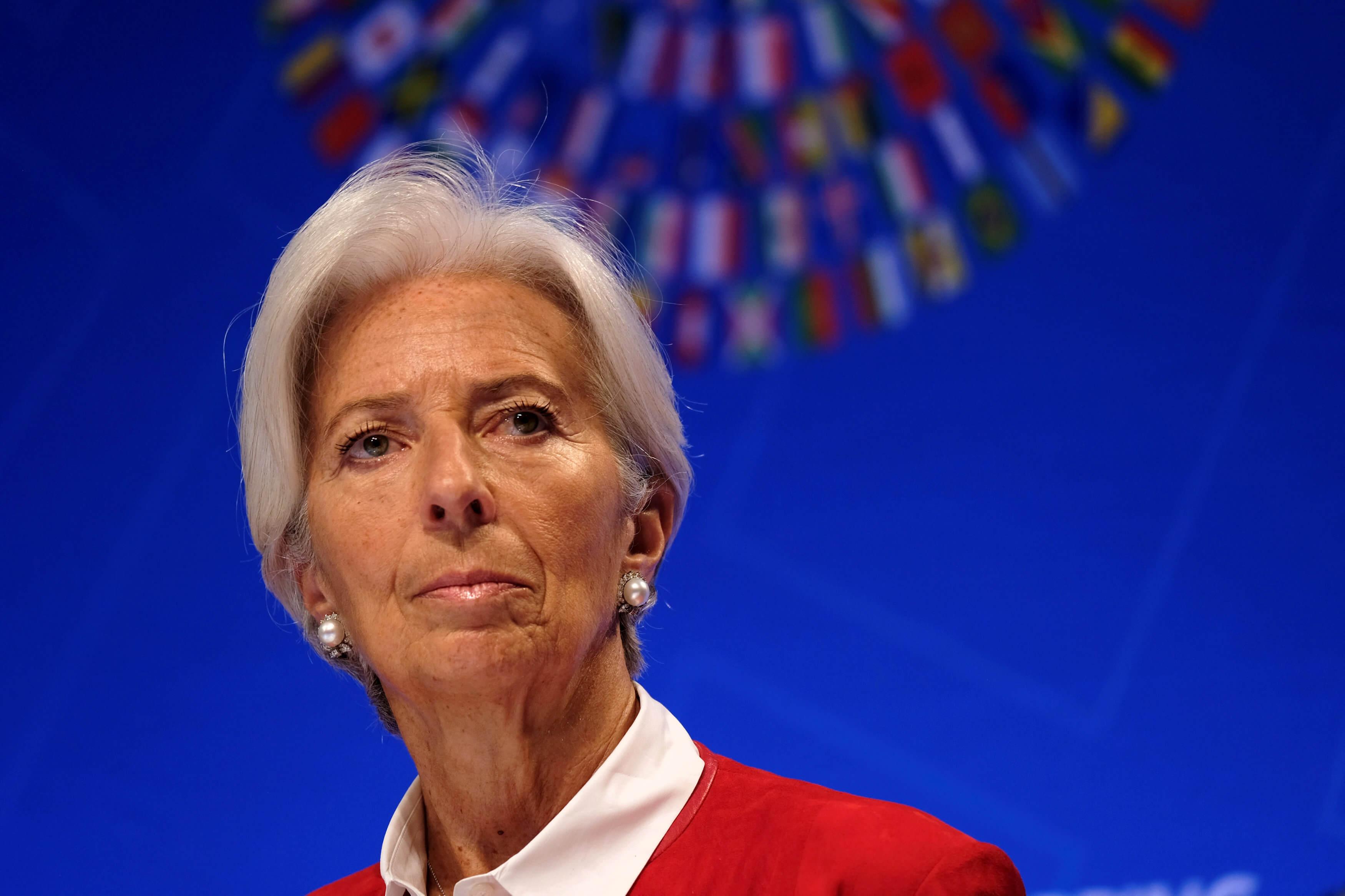Παραιτήθηκε η Κριστίν Λαγκάρντ από το ΔΝΤ! - Ειδήσεις