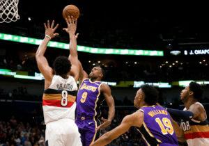 """""""Σαρωτικοί"""" Λέικερς χωρίς Λεμπρόν! Τα αποτελέσματα στο NBA – video"""