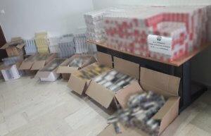Κόρινθος: Συνελήφθη 47χρονος με χιλιάδες πακέτα λαθραία τσιγάρα και καπνό