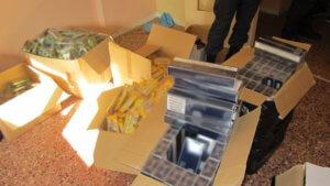 Θεσσαλονίκη: Ακόμα… μετράνε λαθραία τσιγάρα!