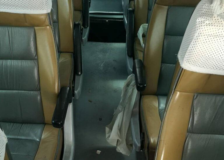 Έβρος: Οι εικόνες μέσα στο λεωφορείο που τους άφησαν άναυδους – Συνελήφθη ο οδηγός του [pics]