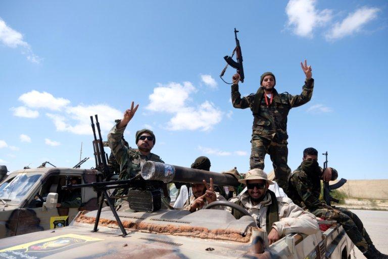 Λιβύη: Μακελειό από επίθεση του στρατάρχη Χάφταρ εναντίον της πρωτεύουσας!