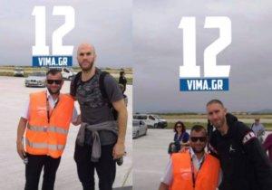 Παναθηναϊκός: Στη Ρόδο για διακοπές Καλάθης και Λοτσέσκι! [pics]