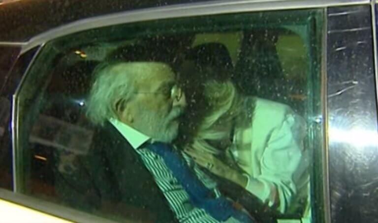 Αλέξανδρος Λυκουρέζος: Όταν η Νατάσα Καλογρίδη «χάθηκε» στην αγκαλιά του! video