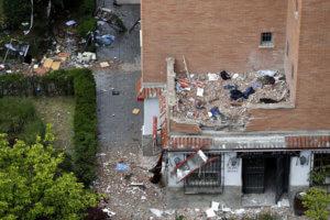 Έκρηξη σε κτίριο στη Μαδρίτη με 16 τραυματίες