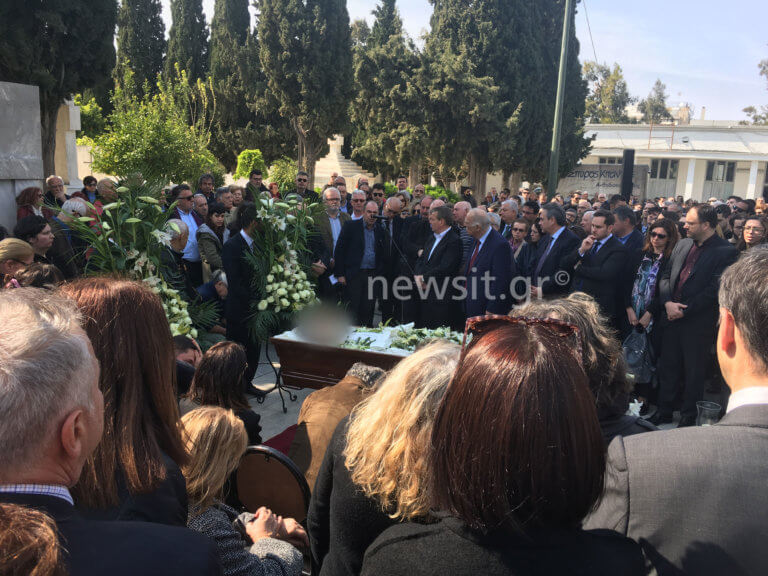 Κηδεία Βασίλη Λυριτζή: Τελευταίο αντίο στον αγαπημένο συνάδελφο