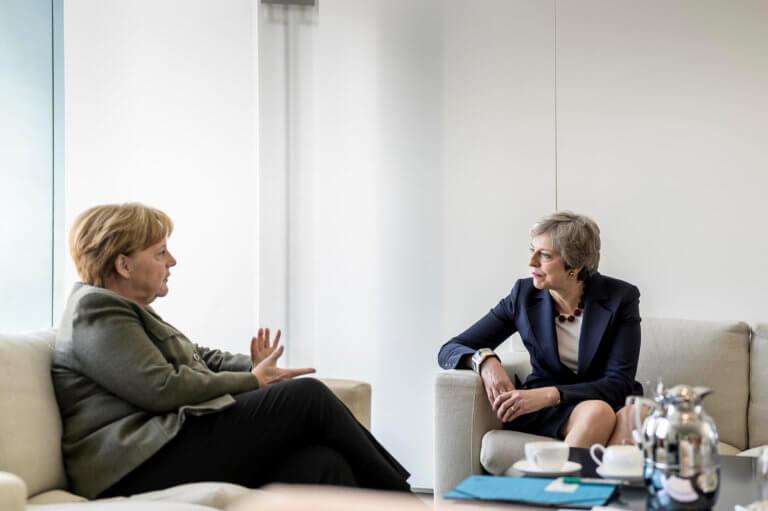 Brexit: Παράταση μέχρι και τις αρχές του 2020 «βλέπει» η Μέρκελ