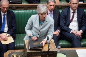 Brexit – Συντηρητικοί σε Μέι: Όχι σε νέα πρόταση μομφής, αλλά πες μας πότε θα φύγεις!