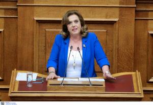 """Αγωγή σε Μητσοτάκη θα καταθέσει η Μεγαλοοικονόμου για τα """"μάτια"""" του Τσίπρα – video"""