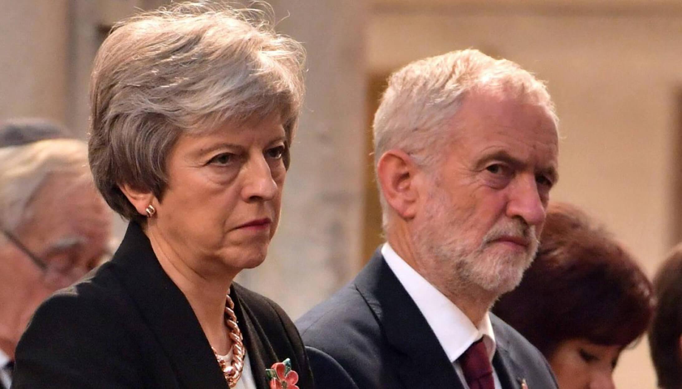 Ευρωεκλογές 2019: Μεγάλο προβάδισμα του Κόρμπιν έναντι της Μέι