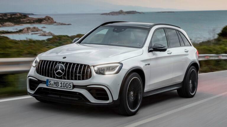 Η νέα Mercedes-AMG GLC 63 S είναι το ταχύτερο SUV! [pics]