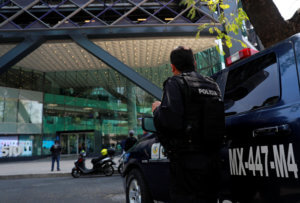 Μεξικό: Κινηματογραφική ληστεία με λεία ένα εκατομμύριο δολάρια!