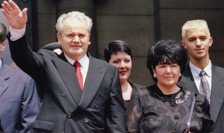 Σερβία: Πέθανε η σύζυγος του Σλόμπονταν Μιλόσεβιτς