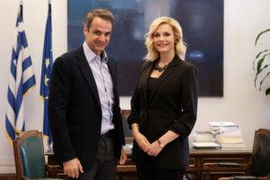 Εκλογές 2019: Υποψήφια με τη Νέα Δημοκρατία η Έμη Λιβανίου