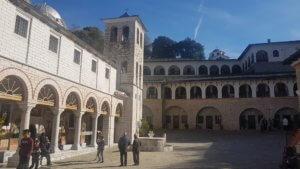 Πάσχα στην παλαιότερη μονή της Μακεδονίας